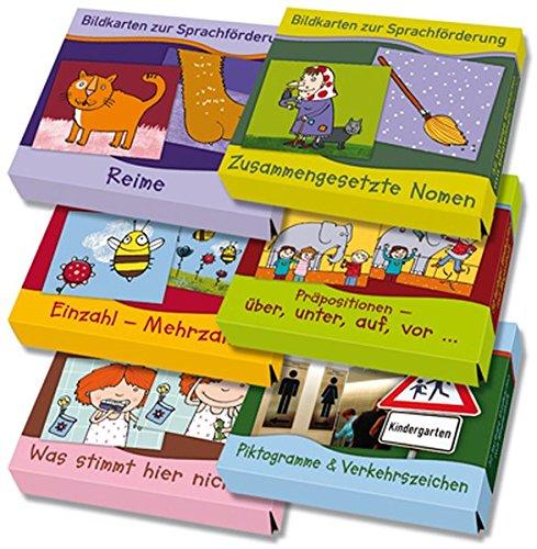 Bildkarten zur Sprachförderung Paket