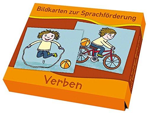 9783834606389: Bildkarten zur Sprachförderung: Verben