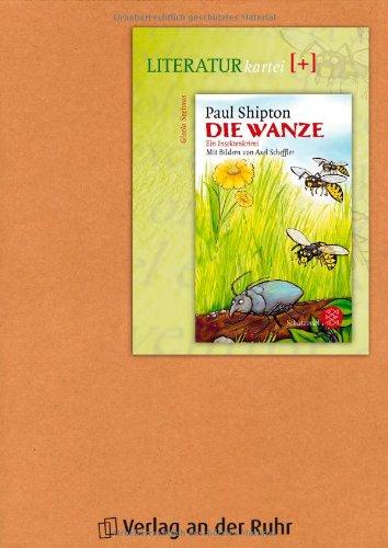 9783834606549: Die Wanze. Ein Insektenkrimi