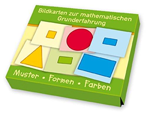 9783834608239: Muster, Formen, Farben: Bildkarten zur mathematischen Grunderfahrung