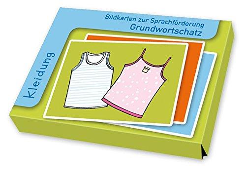 9783834608475: Bildkarten zur Sprachförderung: Kleidung