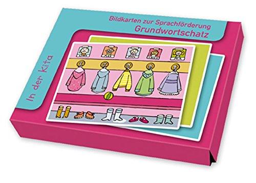 9783834609199: Bildkarten zur Sprachförderung: Grundwortschatz: In der Kita