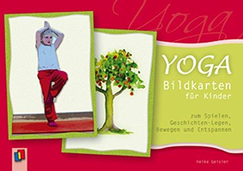 9783834609274: Yoga-Bildkarten für Kinder zum Spielen, Geschichten-Legen, Bewegen und Entspannen