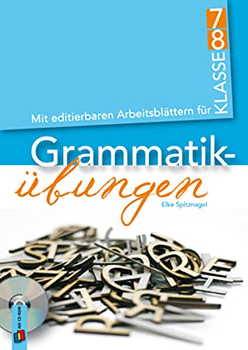 9783834622679: Grammatikübungen - Klasse 7/8