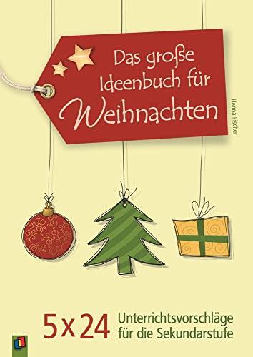 Das große Ideenbuch für Weihnachten: 5 x: Hanna Fischer