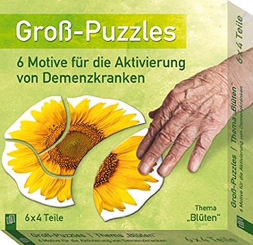9783834623492: Groß-Puzzles: 6 Motive für die Aktivierung von Demenzkranken: Thema