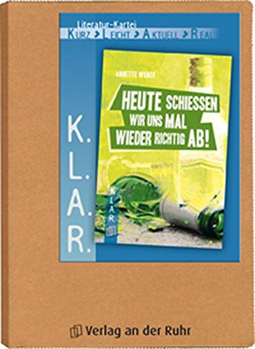 9783834624680: K.L.A.R.-Literatur-Kartei: