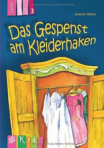9783834624864: KidS Klassenlektüre: Das Gespenst am Kleiderhaken. Lesestufe 3