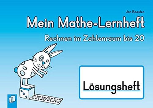 Mein Mathe-Lernheft - Rechnen im Zahlenraum bis