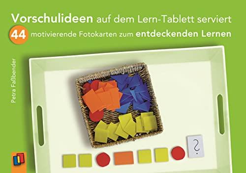 9783834631251: Vorschulideen auf dem Lern-Tablett serviert