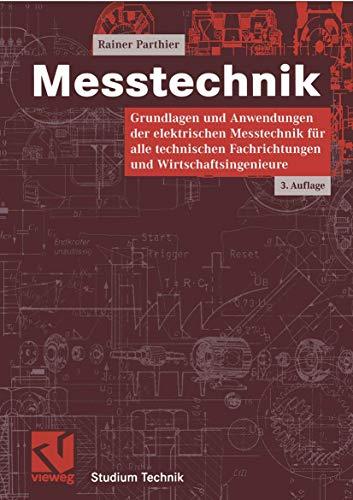 9783834800442: Messtechnik (German Edition)