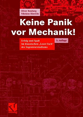 9783834800497: Keine Panik vor Mechanik!