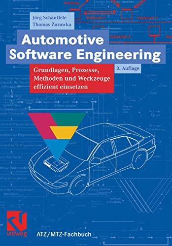 9783834800510: Automotive Software Engineering