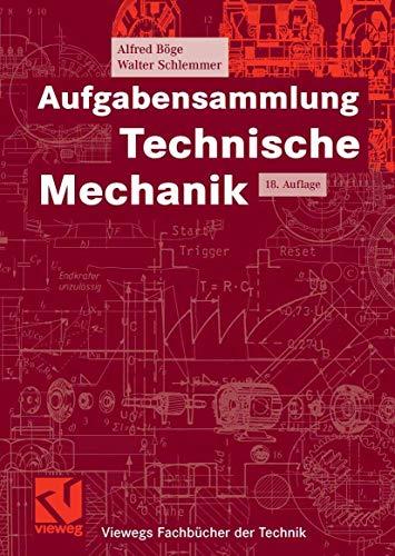 9783834801500: Aufgabensammlung Technische Mechanik