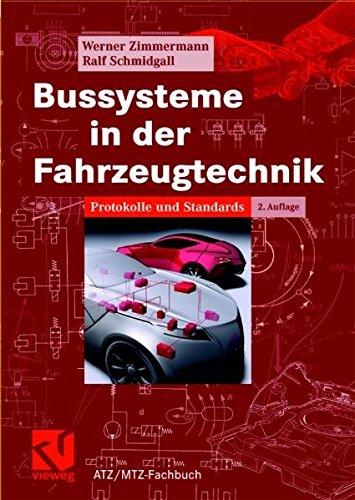 9783834802354: Bussysteme in der Fahrzeugtechnik