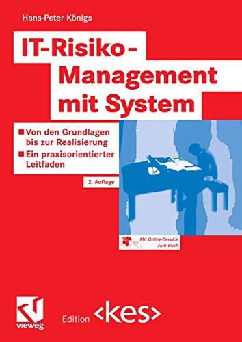 9783834802569: IT-Risiko-Management mit System