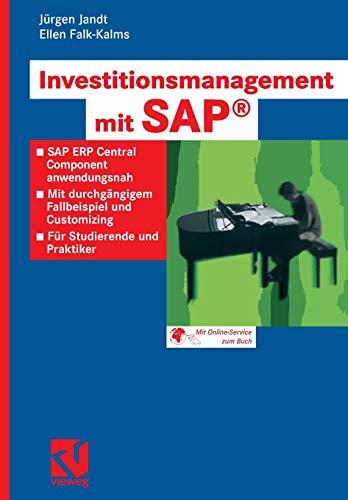 Investitionsmanagement mit SAP®: J�rgen Jandt