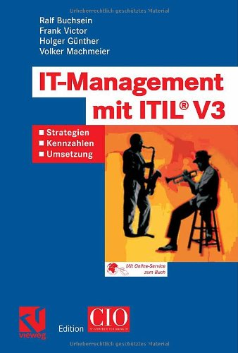 9783834802705: IT-Management mit ITIL® V3 (German Edition)