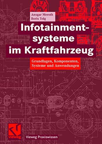 Infotainmentsysteme im Kraftfahrzeug: Ansgar Meroth