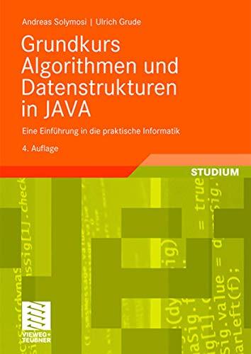 9783834803504: Grundkurs Algorithmen und Datenstrukturen in JAVA: Eine Einführung in die praktische Informatik (German Edition)