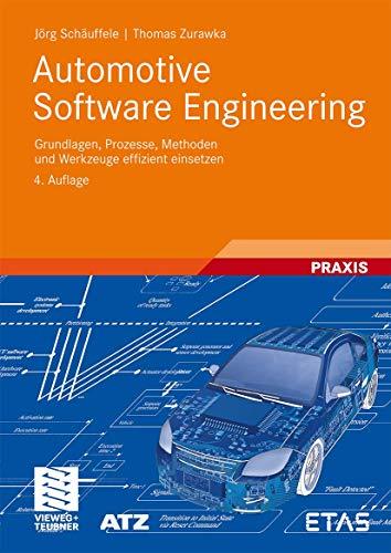 9783834803641: Automotive Software Engineering: Grundlagen, Prozesse, Methoden Und Werkzeuge Effizient Einsetzen