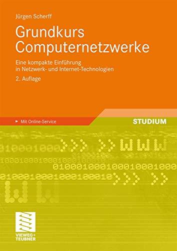 9783834803665: Grundkurs Computernetzwerke