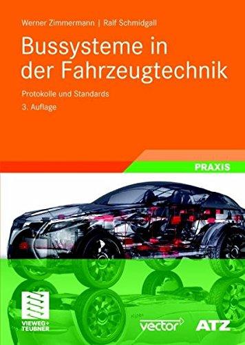 9783834804471: Bussysteme in der Fahrzeugtechnik