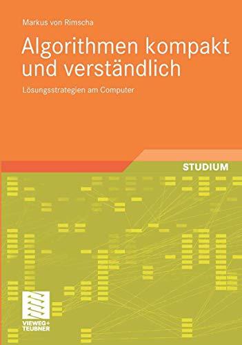 9783834805690: Algorithmen kompakt und verständlich (German Edition)