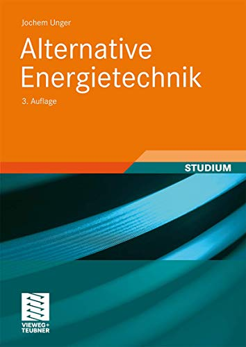 9783834806253: Alternative Energietechnik