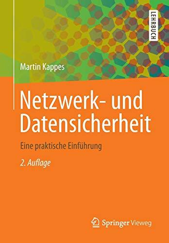 9783834806369: Netzwerk- und Datensicherheit: Eine praktische Einführung (German Edition)