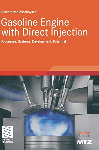 9783834806703: Gasoline Engine with Direct Injection: Processes, Systems, Development, Potential (ATZ/MTZ-Fachbuch)