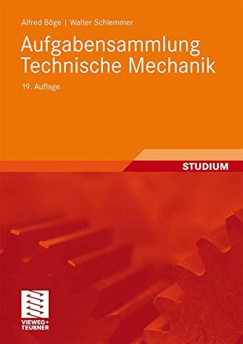 9783834807434: Aufgabensammlung Technische Mechanik