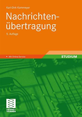9783834808967: Nachrichtenübertragung (German Edition)