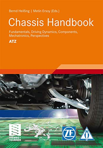 9783834809940: Chassis Handbook: Fundamentals, Driving Dynamics, Components, Mechatronics, Perspectives
