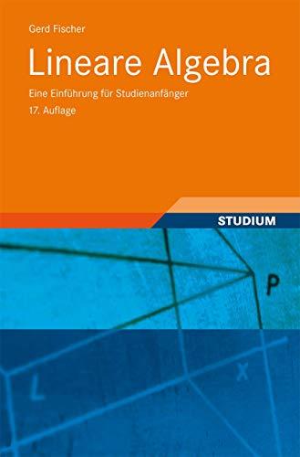 9783834809964: Lineare Algebra: Eine Einführung für Studienanfänger (Grundkurs Mathematik) (German Edition)