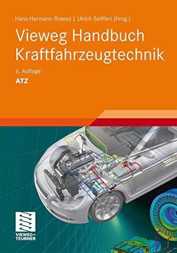 9783834810113: Vieweg Handbuch Kraftfahrzeugtechnik (Atz/Mtz-fachbuch)