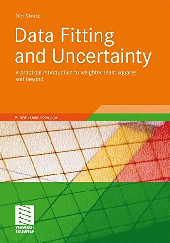 9783834810229: Data Fitting and Uncertainty: A Practical Introduction to Weighted Least Squares and Beyond