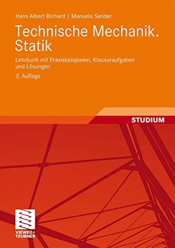 9783834810366: Technische Mechanik. Statik