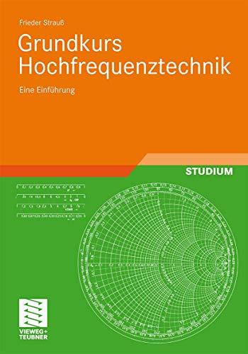 9783834812421: Grundkurs Hochfrequenztechnik: Eine Einführung