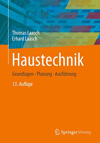 9783834812605: Haustechnik: Grundlagen - Planung - Ausführung (German Edition)