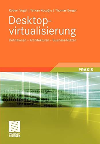 Desktopvirtualisierung: Robert Vogel