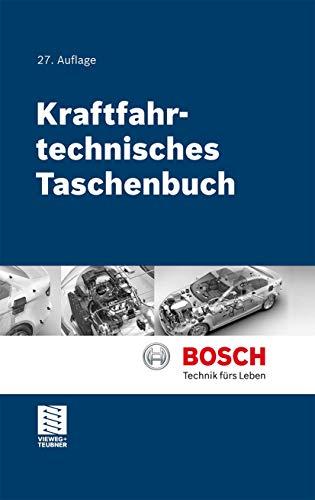 9783834814401: Kraftfahrtechnisches Taschenbuch (German Edition)