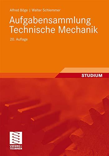 9783834814449: Aufgabensammlung Technische Mechanik