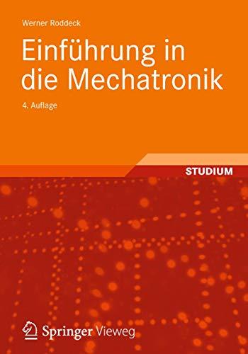 9783834816221: Einführung in die Mechatronik