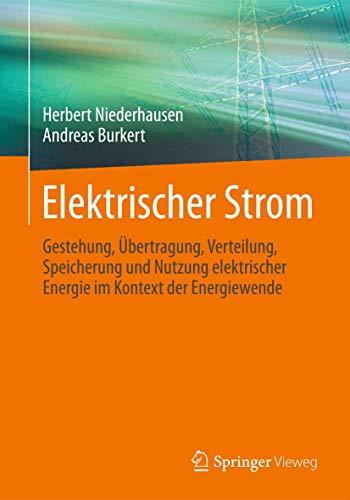 elektrische energietechnik nelles dieter tuttas christian marenbach richard