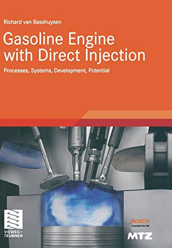 9783834826886: Gasoline Engine with Direct Injection: Processes, Systems, Development, Potential (ATZ/MTZ-Fachbuch)