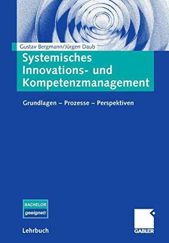 9783834901439: Systemisches Innovations- und Kompetenzmanagement (German Edition)