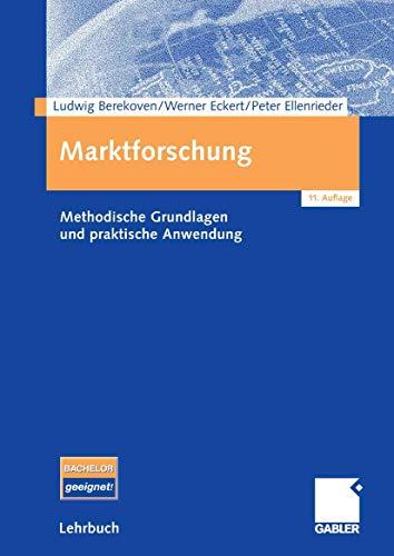9783834903174: Marktforschung (German Edition)