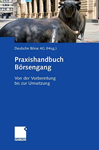 9783834903693: Praxishandbuch Börsengang (German Edition)