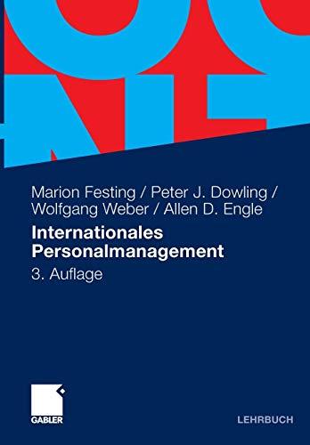 9783834903792: Internationales Personalmanagement (German Edition)